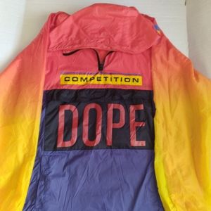 DOPE COMPETITION BOUGIE WINDBREAKER